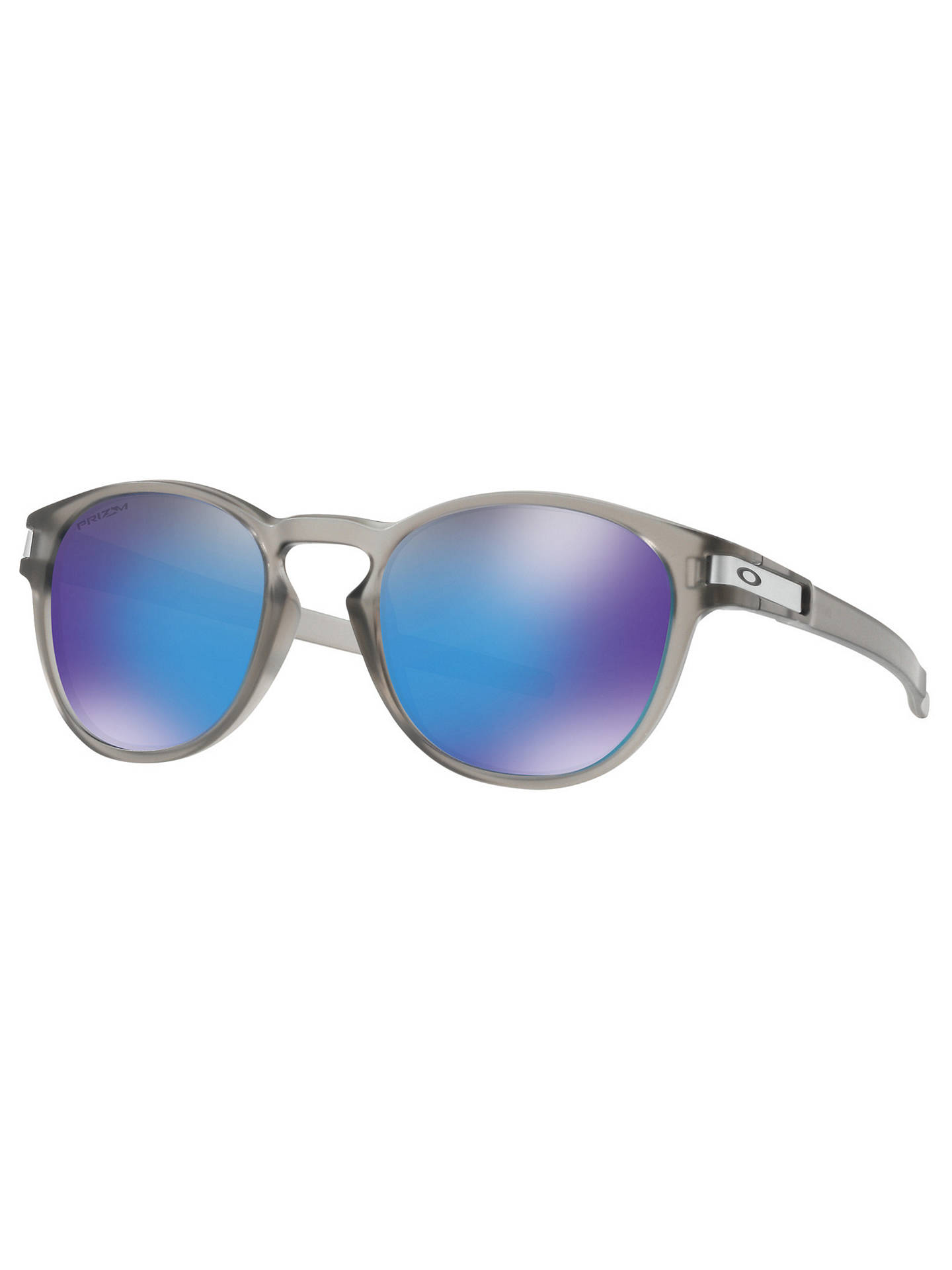 3abb62a671 BuyOakley OO9265 Latch Prizm Polarised Round Sunglasses