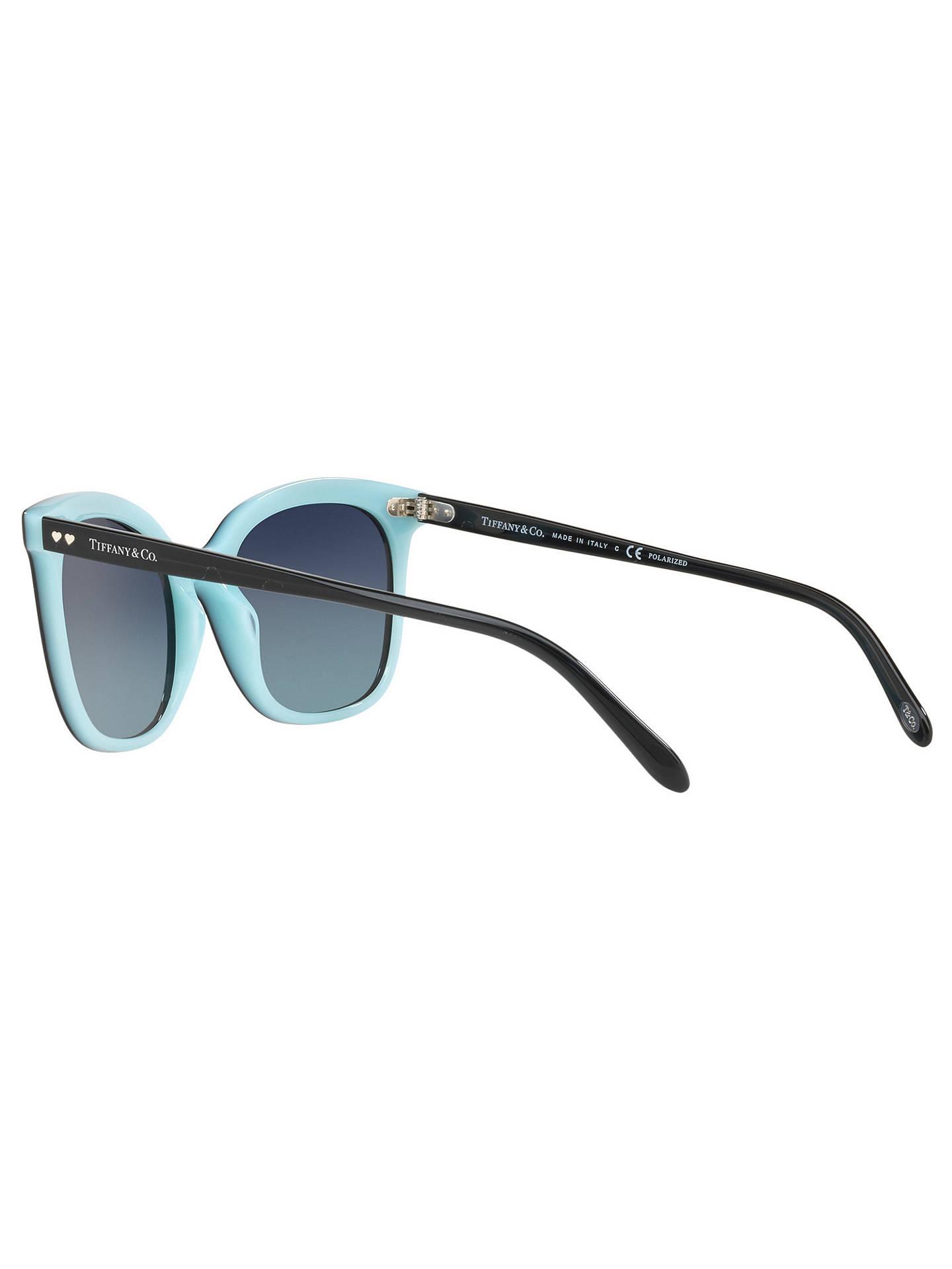 2aa40c87f9 ... Buy Tiffany   Co TF4140 Polarised Square Sunglasses