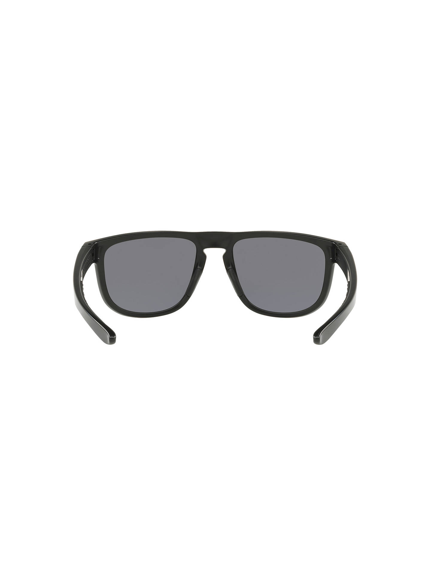 BuyOakley OO9377 Holbrook R Square Sunglasses, Black Online at johnlewis.com