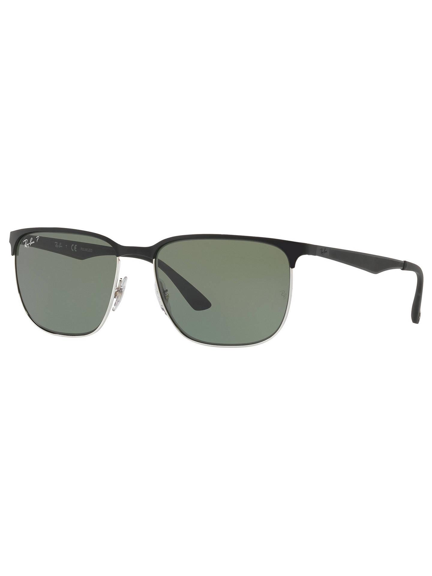 7394542549 BuyRay-Ban RB3569 Polarised Square Sunglasses