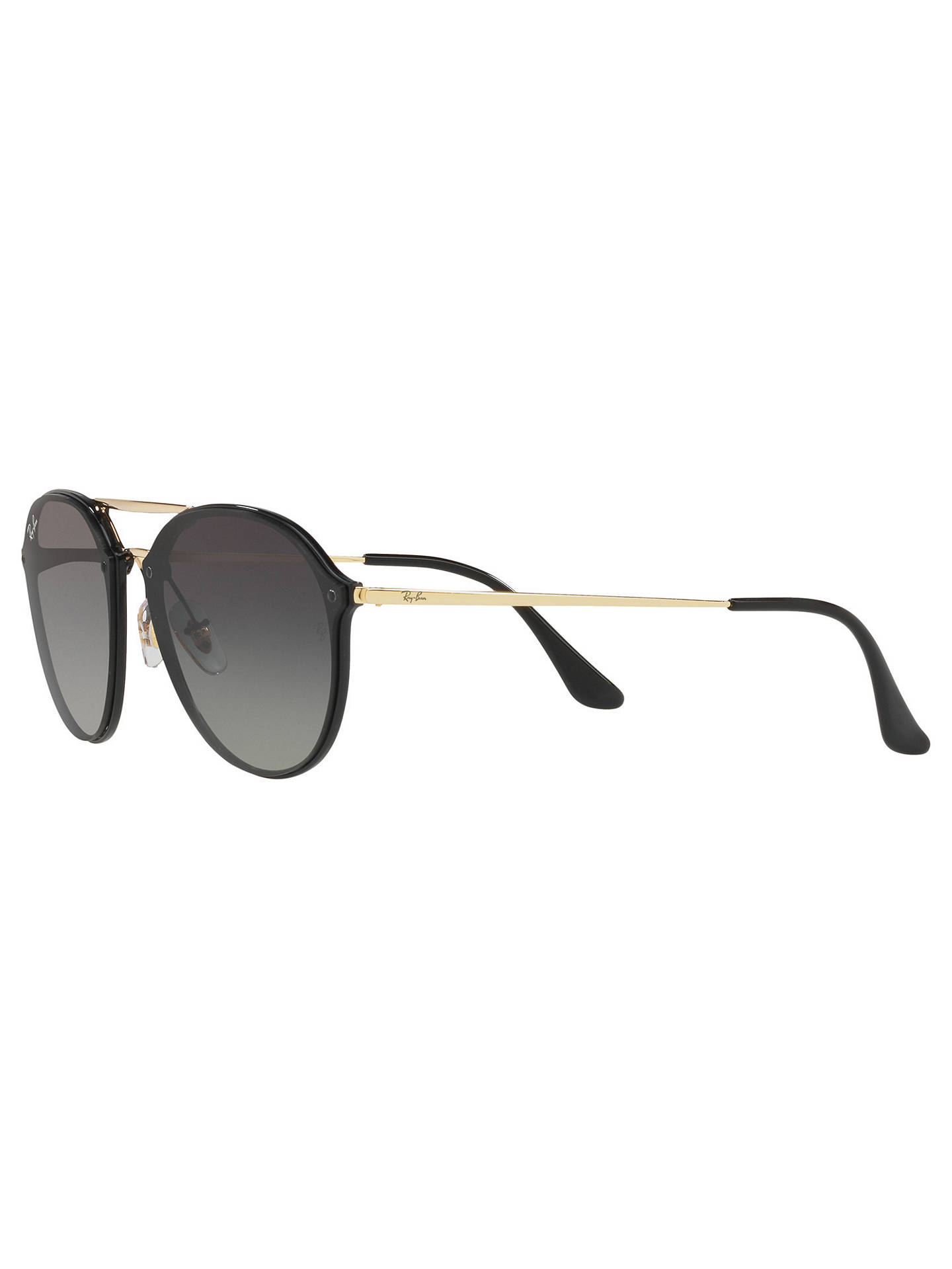 dc1e85e1b23 ... BuyRay-Ban RB4292N Blaze Double Bridge Oval Sunglasses
