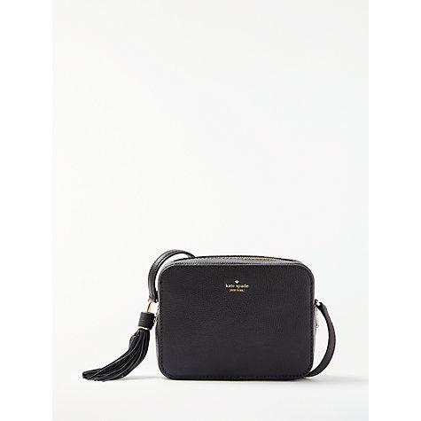 Buy Kate Spade New York Kingston Drive Arla Leather Cross Body Bag Online At Johnlewis
