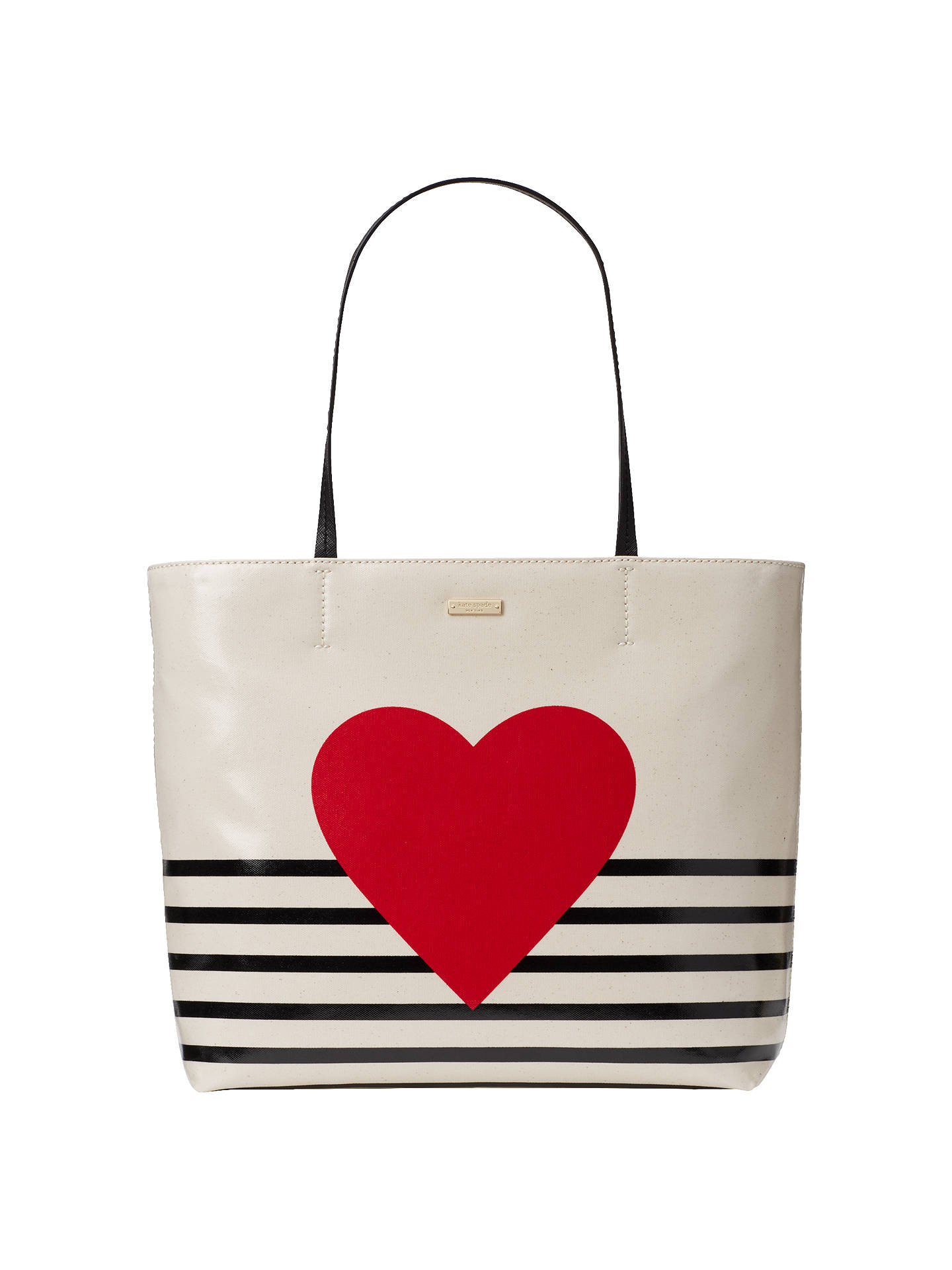 dc039d1e39 Buy kate spade new york Yours Truly Canvas Tote Bag