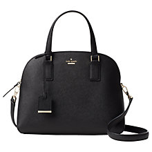 Buy kate spade new york Cameron Street Lottie Leather Cross Body Bag Online at johnlewis.com