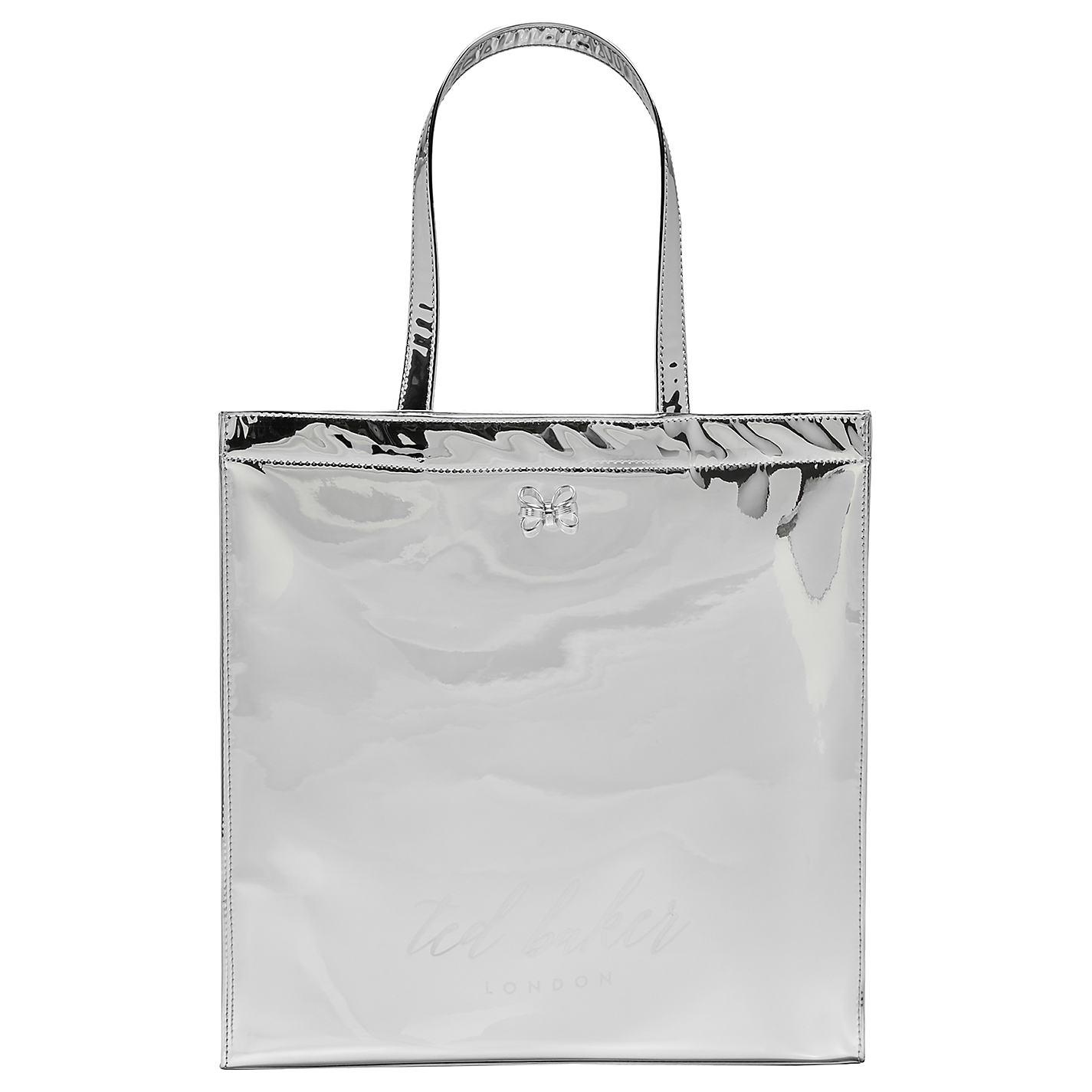 Ted Baker Jencon Mirrored Large Icon Per Bag Online At Johnlewis