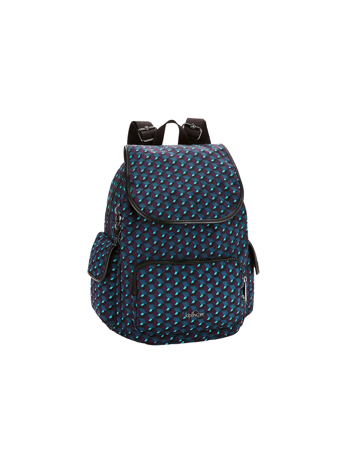 05872b9ff660 Kipling City Pack S Small Backpack at John Lewis   Partners