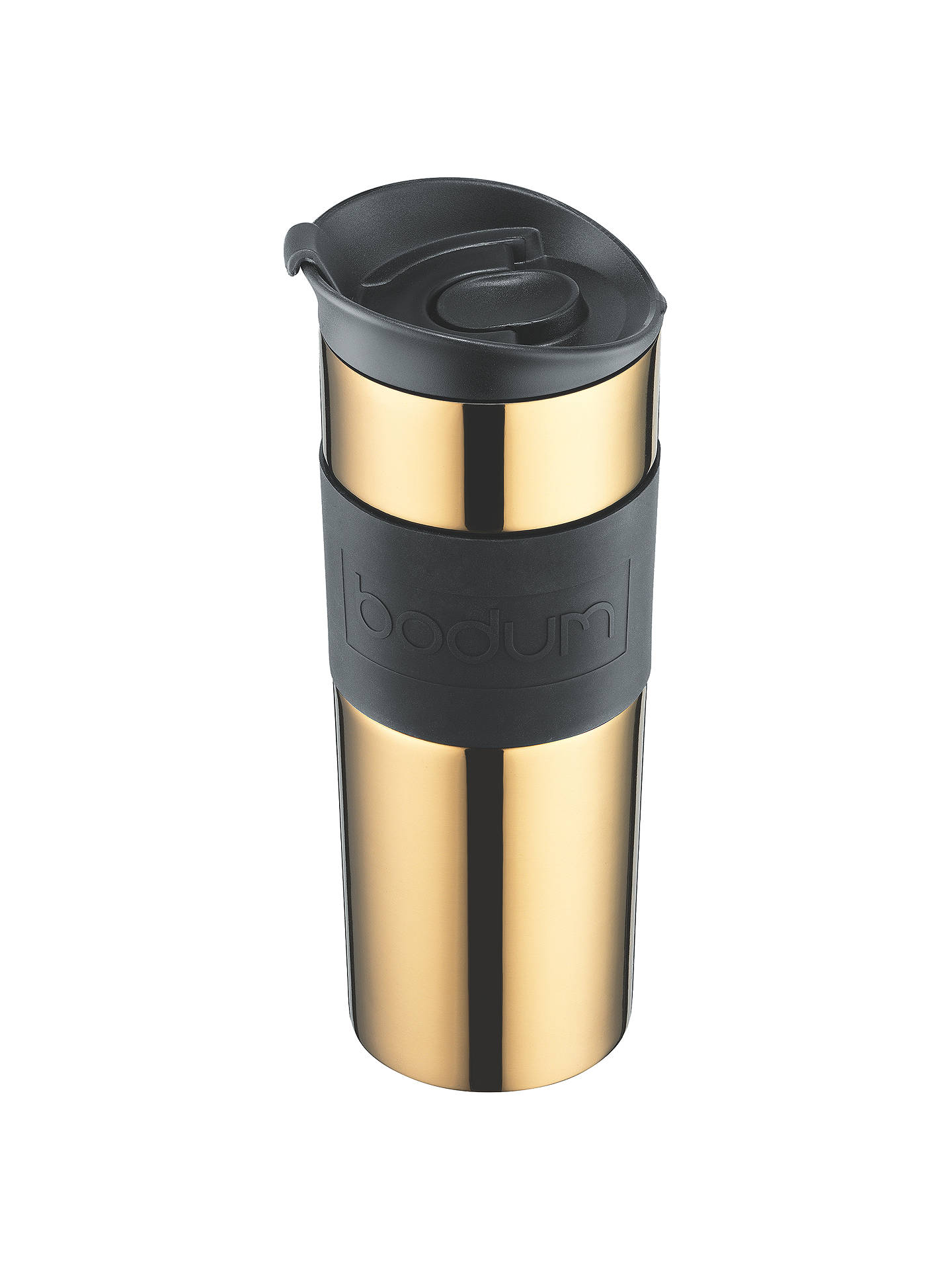BuyBodum Travel Mug, 350ml, Gold Online at johnlewis.com