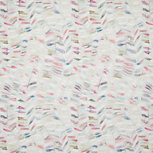 Buy Voyage Colwin Curtain, Sorbet Online at johnlewis.com