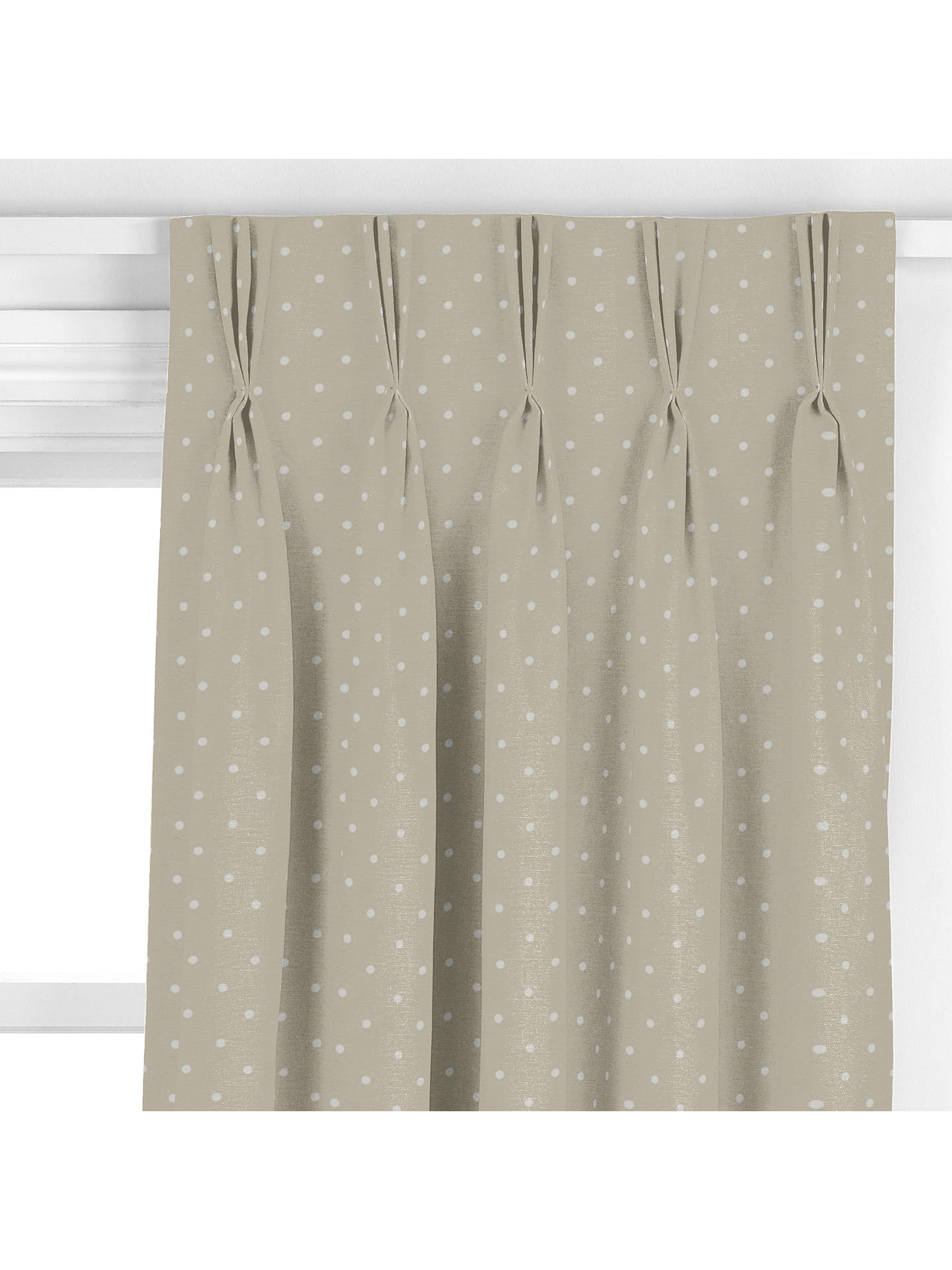 John Lewis Amp Partners Polka Made To Measure Curtains