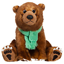 "Buy We're Going On A Bear Hunt 9.5"" Plush Soft Toy Online at johnlewis.com"