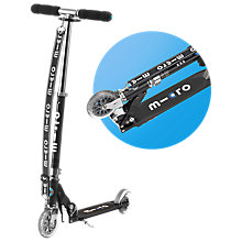Buy Micro Sprite Scooter with Strap, 5-12 years Online at johnlewis.com