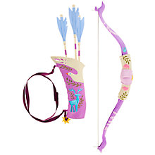 Buy Disney Tangled Rapunzel Bow & Arrow Online at johnlewis.com