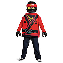Buy LEGO Ninjango Kai Dressing-Up Costume Online at johnlewis.com