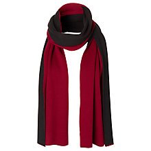 Buy Winser London Wool Blend Reversible Scarf Online at johnlewis.com