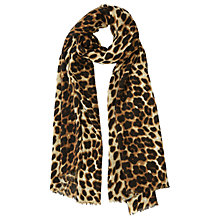 Buy Oasis Animal Scarf Online at johnlewis.com