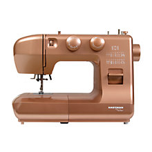 Buy Eastman Tailor ES22 Sewing Machine, Rose Gold Online at johnlewis.com