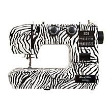 Buy Eastman Tailor 22S Sewing Machine, Zebra Print Online at johnlewis.com