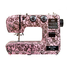Buy Eastman Tailor 22S Sewing Machine, Pink Lace Online at johnlewis.com