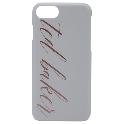 Image of Ted Baker Tharese Logo iPhone Clip Case