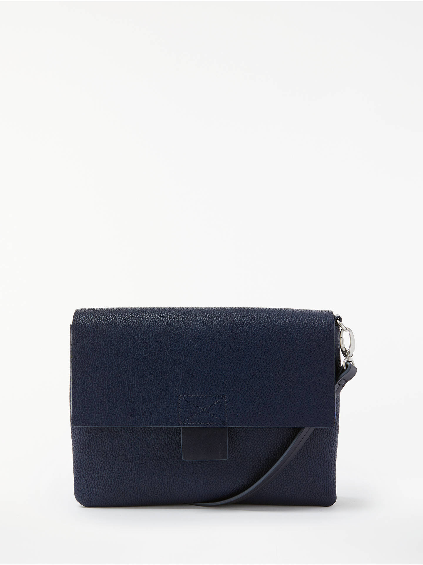 807d4881ce Buy Kin Erika Cross Body Bag, Navy Online at johnlewis.com ...