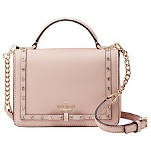Buy kate spade new york Cameron Street Hope Jewelled Cross Body Bag, Warm Vellum Online at johnlewis.com