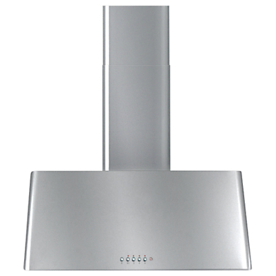 ILVE AGQ110 Modern Chimney Cooker Hood, Stainless Steel