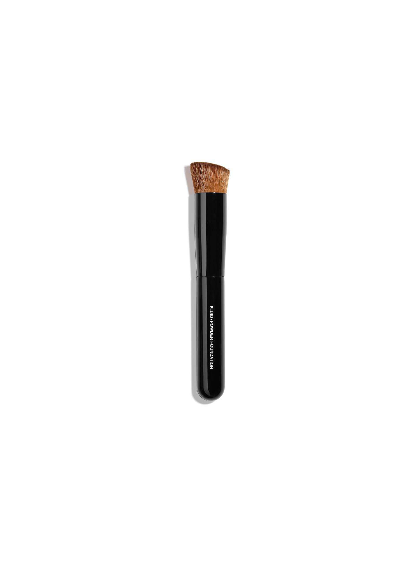 15fcd35d46 CHANEL PINCEAU TEINT 2 EN 1 FLUIDE ET POUDRE 2-In-1 Foundation Brush Fluid  and Powder