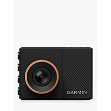 Buy Garmin Dash Cam 55, 1440p with GPS & Voice Control Online at johnlewis.com