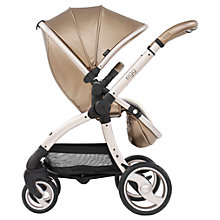 Buy egg Special Edition Stroller Base and Seat with Fleece Liner, Hollywood Online at johnlewis.com