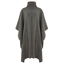 Buy Warehouse Split Front Poncho Online at johnlewis.com