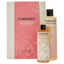 Buy Cowshed Udderly Mother to Be Gift Set Online at johnlewis.com