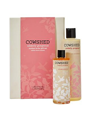 Cowshed Udderly Mother to Be Gift Set