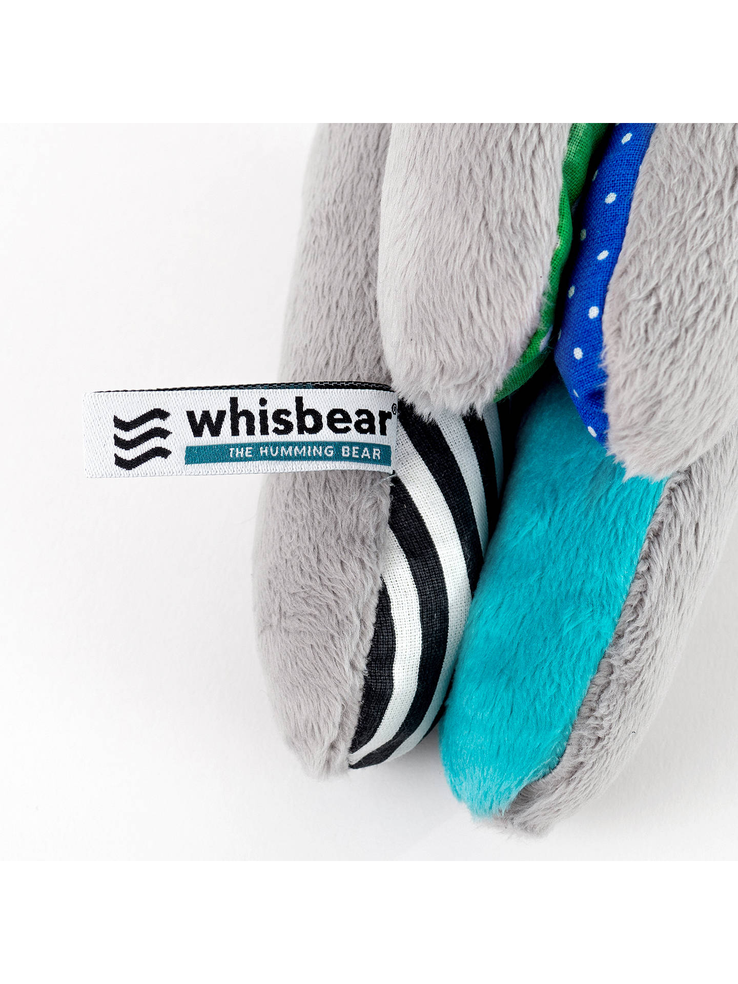 Whisbear The Humming Bear With Crysensor At John Lewis Partners 3 Way Switch Buywhisbear Online