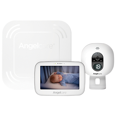 Angelcare AC517 Baby Movement Monitor, with Video