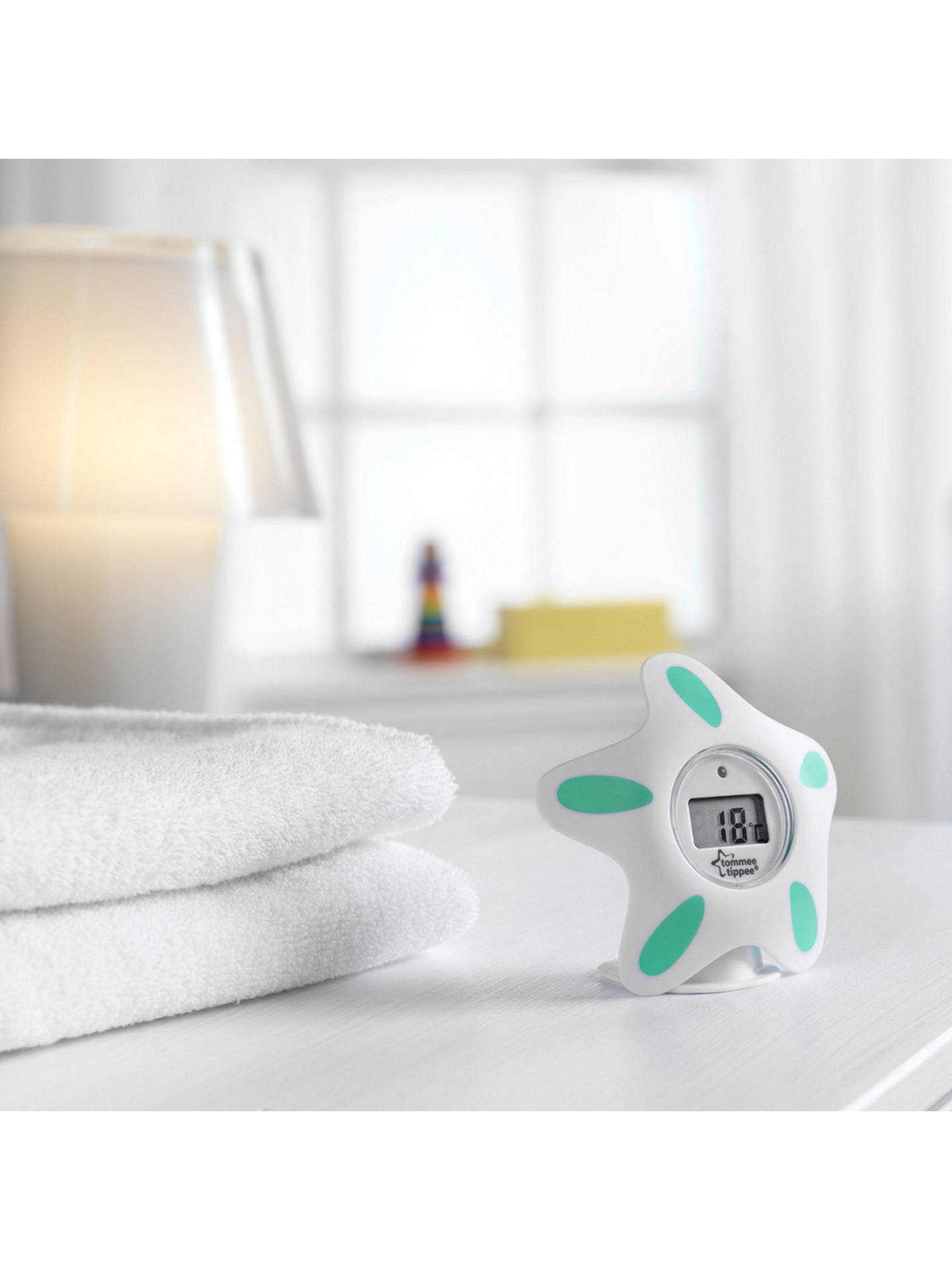 Buy Tommee Tippee Closer to Nature Bath & Room Thermometer Online at johnlewis.com