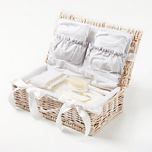 Buy English Trousseau Dashing Hare Hamper Online at johnlewis.com