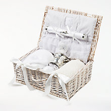 Buy English Trousseau Dashing Hare Large Hamper Online at johnlewis.com