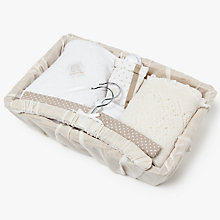 Buy English Trousseau Newborn Baby Tray Hamper Online at johnlewis.com