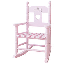Buy My 1st Years Personalised Rocking Chair Online at johnlewis.com