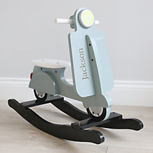 Buy My 1st Years Rocking Scooter Online at johnlewis.com