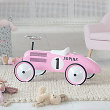 Buy My 1st Years Ride On Car, Pink Online at johnlewis.com