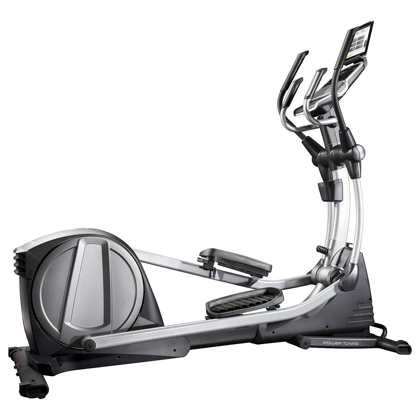 NordicTrack SpaceSaver SE7i Folding Elliptical Cross