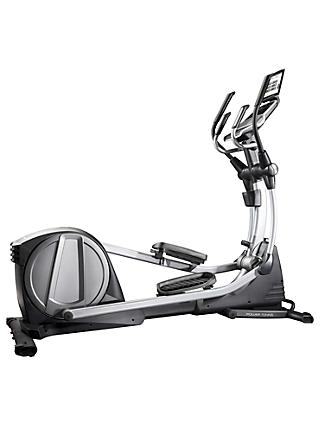 NordicTrack SpaceSaver SE7i Folding Elliptical Cross Trainer, Grey/Black