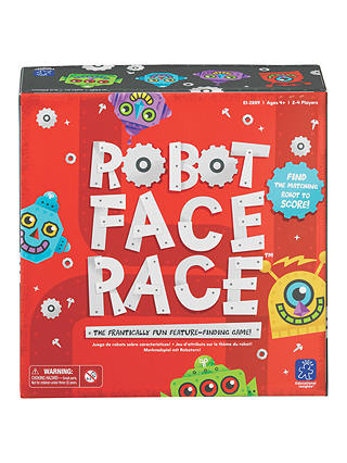 Buy Robot Face Race Game Online at johnlewis.com
