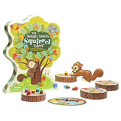 Image of Educational Insights The Sneaky Snacky Squirrel Game