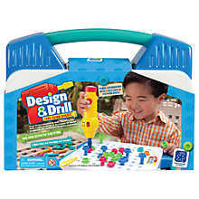 Buy Educational Insights Design & Drill Take Along Tool Kit Online at johnlewis.com