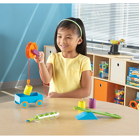 Buy Learning Resources STEM Simple Machines Activity Set Online at johnlewis.com