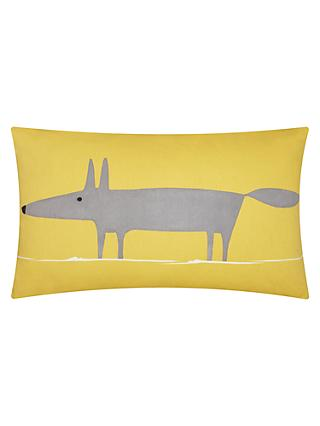 Scion Mr Fox Cushion