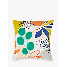 Buy House by John Lewis Camino Cushion, Multi Online at johnlewis.com