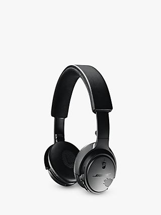 Bose® On-Ear Wireless Bluetooth Headphones with Mic/Remote, Black